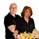Maria Laura e Arturo Scarci